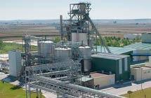 Fábrica de Bioetanol en Babilafuente (Salamanca)