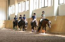 Escuela de Equitación en Pelabravo (Salamanca)